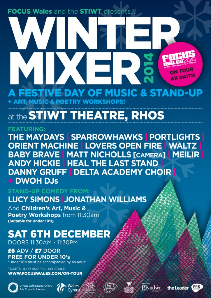 FOCUSWALES_WinterMixer_Dec2014