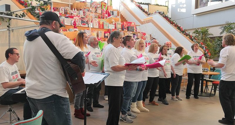 WrexhamOneLoveChoir