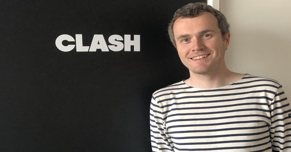 Robin Murray - Clash