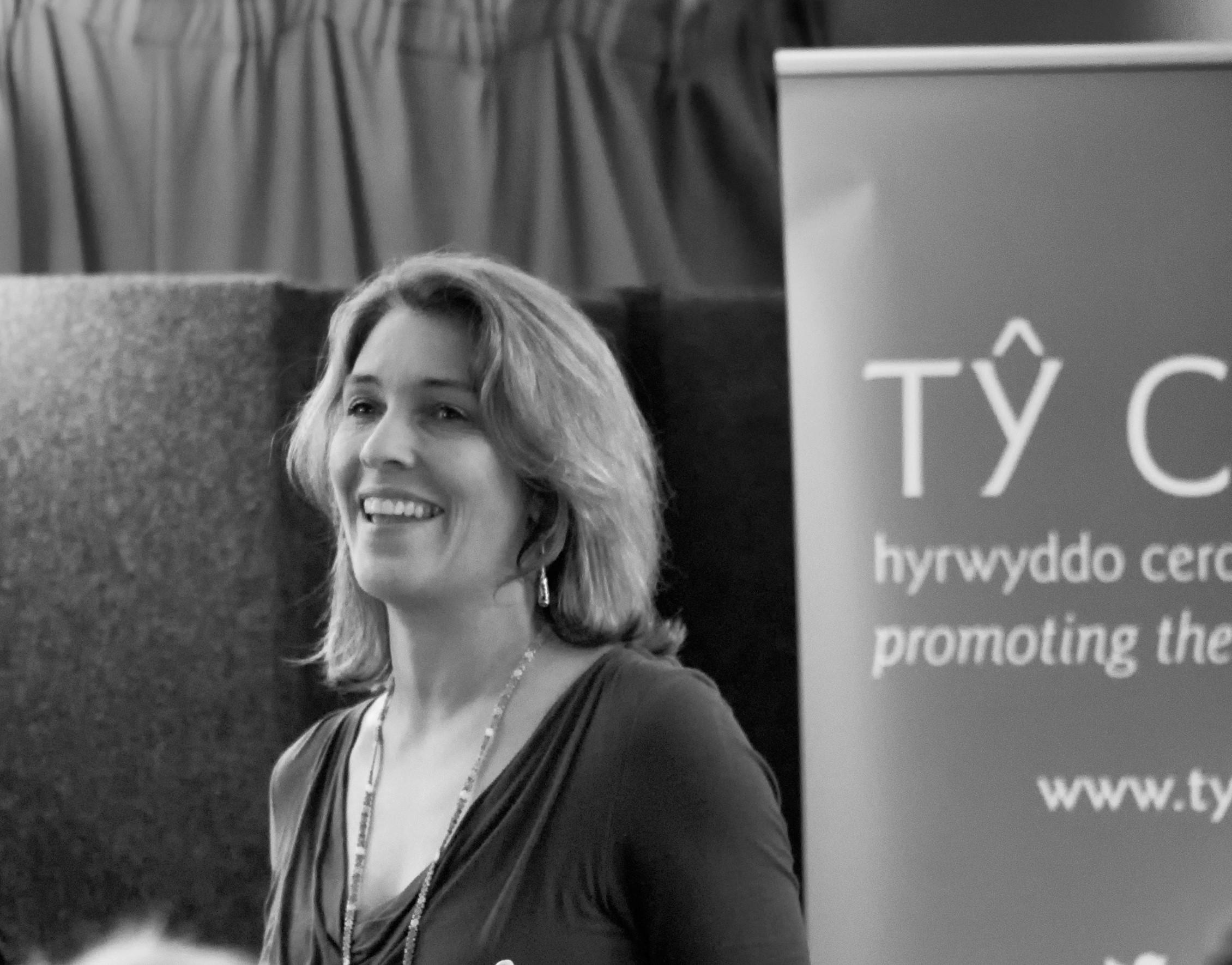 Deborah-Tŷ-Cerdd-–-Music-Centre-Wales